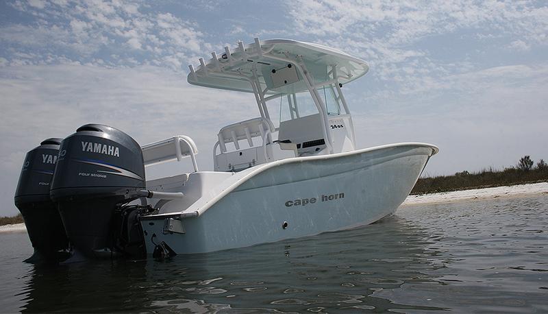 Cape Horn Model 24xs Boat Stellar Marine St