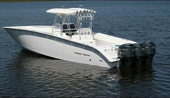 Cape Horn Model 36t Boat Stellar Marine St Petersburg Fl