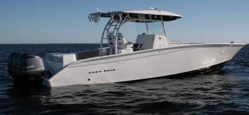 Cape Horn Model 36xs Boat Stellar Marine St