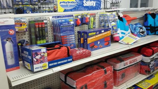 Marine Supplies and Accessories